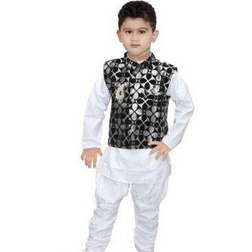 Kurta Pyjama Set For Kids 02