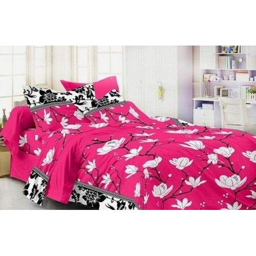 Poly Cotton Double Bed Sheet 01