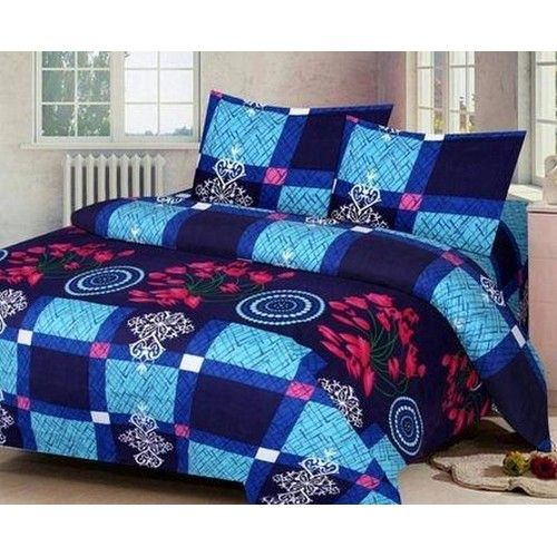 Poly Cotton Double Bed Sheet 03