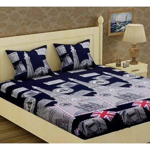 Top Selling Poly Cotton Double bed Sheet 02