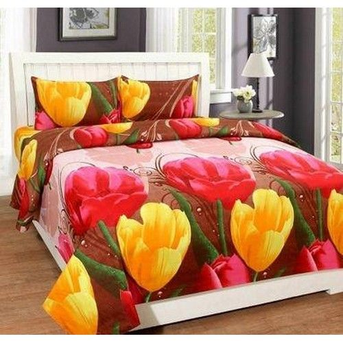 Top Selling Poly Cotton Double bed Sheet 04
