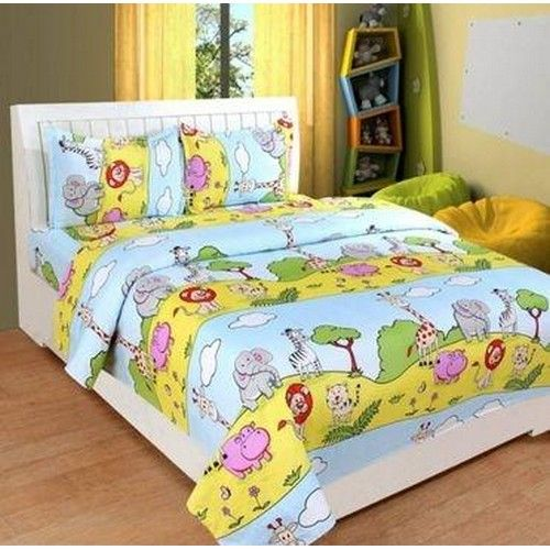 Top Selling Poly Cotton Double bed Sheet 06