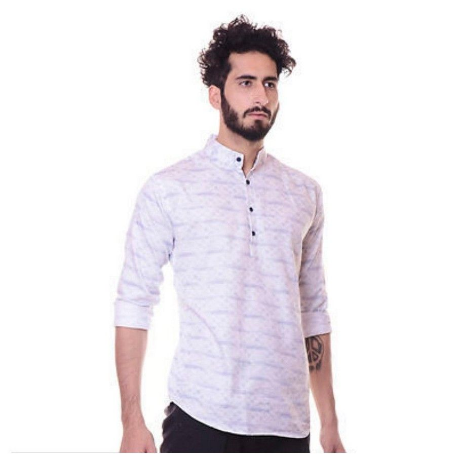 Stylish Casual Cotton Men Shirts 3