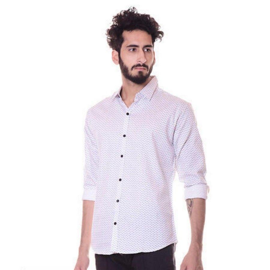 Stylish Casual Cotton Men Shirts 4