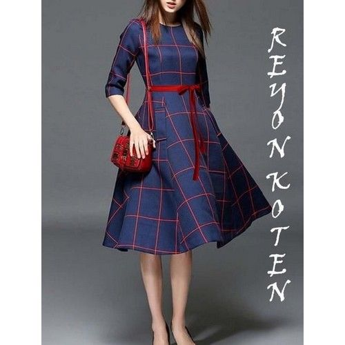 Attractive Fancy Poly Rayon Women Dresses 2