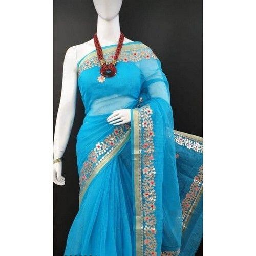 Stylish Trendy Kota Doriya Women Sarees 3