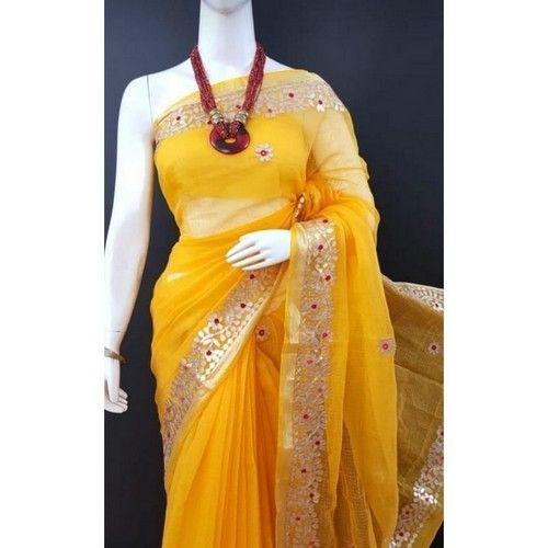 Stylish Trendy Kota Doriya Women Sarees 4