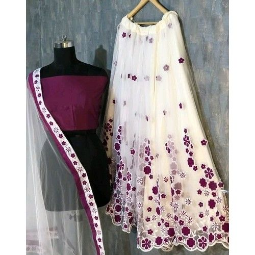 Mahika Partywear Net Women Lehengas 2