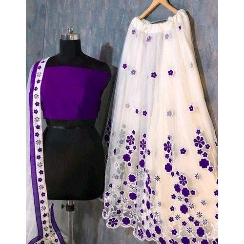 Mahika Partywear Net Women Lehengas 5