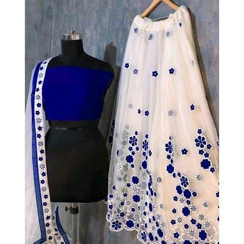 Mahika Partywear Net Women Lehengas 7