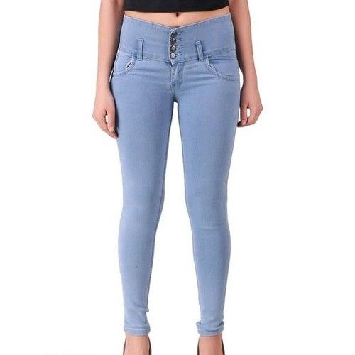 Alyssa Stylish Denim Women Jeans 01