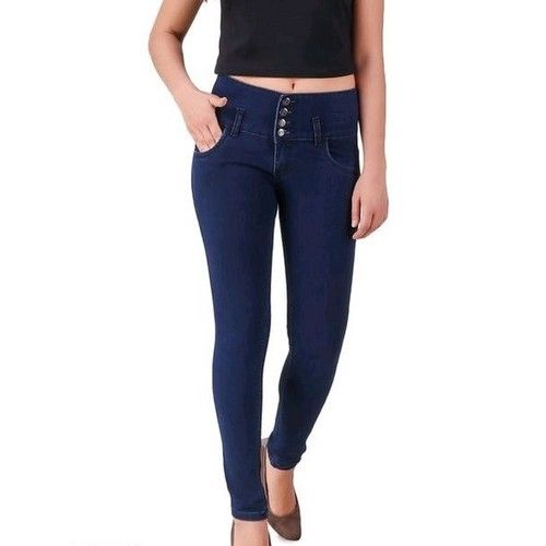 Alyssa Stylish Denim Women Jeans 02